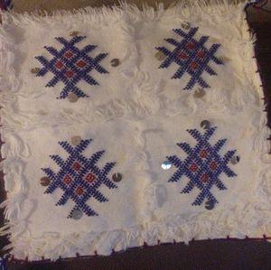 Moroccan pillows